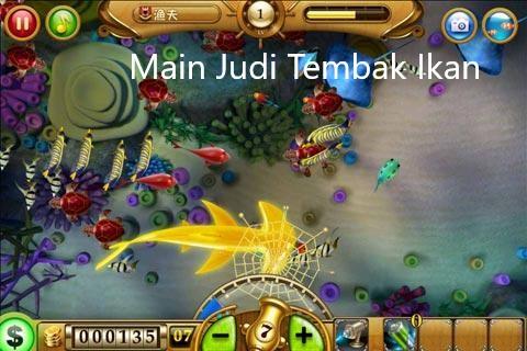 Judi Mesin Ikan Online